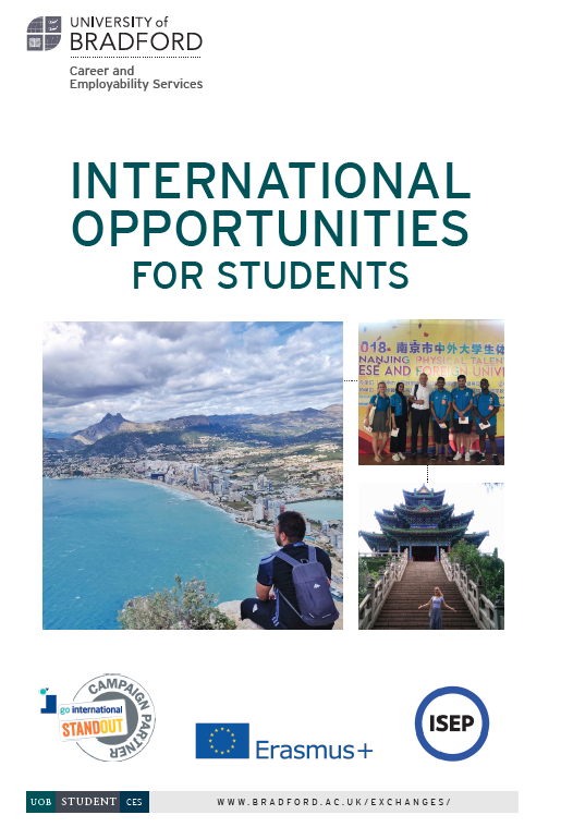 International Opportunities for students thumbnail